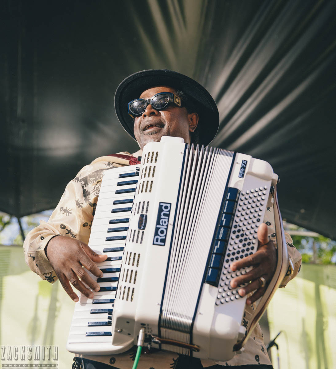 Nathan Williams and the Zydeco Cha Cha