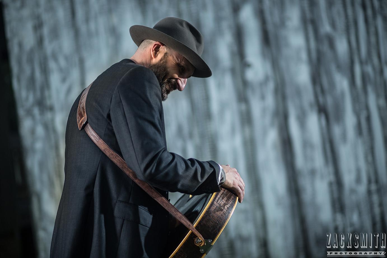 Seth Walker, 2016. Musician Seth Walker shot on location at Los Islenos, St. Bernard, LA.