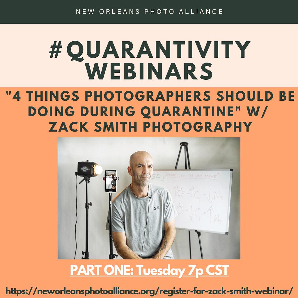 Zack Smith photography video tutorial