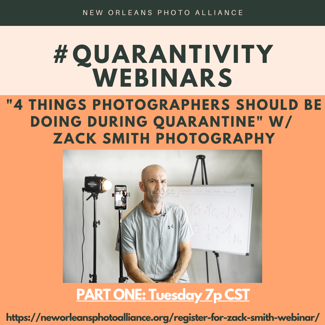 Zack Smith photography video tutorial