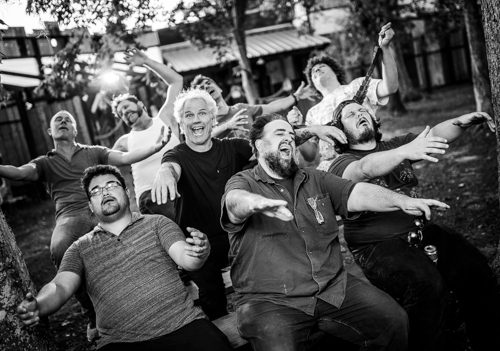 Mike Dillon brought his New Orleans Punk Rock Percussion Consortium to the Music Box which featured Simon Berz, Mark Southerland, Clint Maedgen, Tiffany Lamson, Andrew Bohren, Brian Haas and many more!