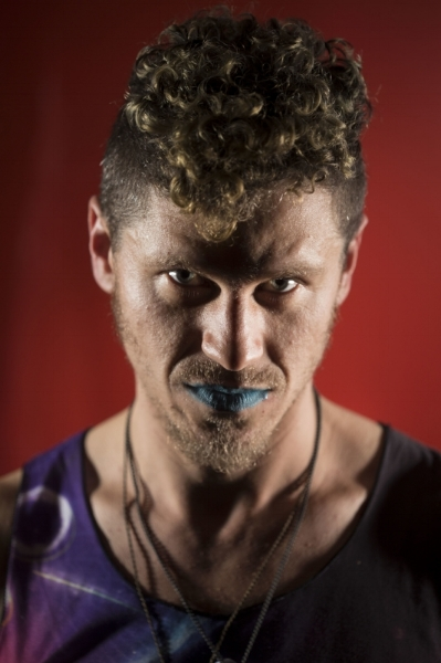 Simon Lott AKA Context Killer, HIP FEST 2014 - ©Zack Smith Photography